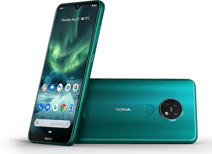 Nokia 7.2 Price and Specifications