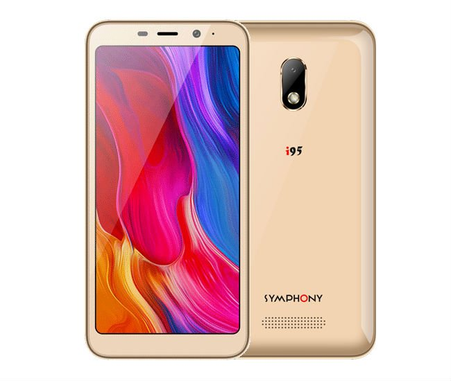 symphony i95 price specifications features