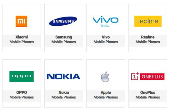 Latest Mobile Phone Prices - Smartphone Prices