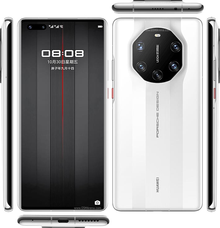 Huawei Mate 40 RS Porsche Design specs and price
