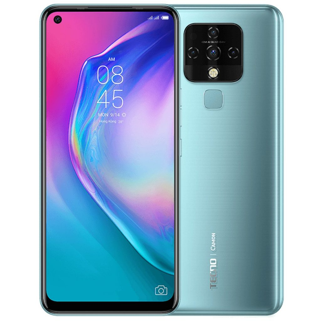 Tecno Camon 16 price and specifications